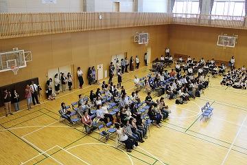 Images of 米沢市立第三中学校 - JapaneseClass.jp