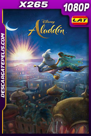 Aladdin (2019) HD 1080p x265 BRRip Latino – Ingles