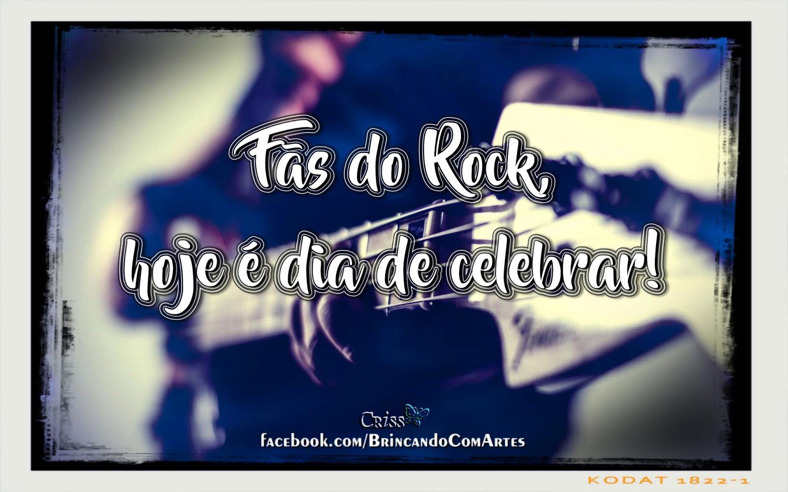 Hoje é o Dia Mundial do Rock - 13 de julho