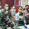 Inilah Langkah Antisipasi Penularan Virus Covid 19, Camat Biringkanya, Dengan Membangun Posko Dibatas Kota, Memeriksa Suhu Tubuh Pengendara Diharuskan Memakai Masker