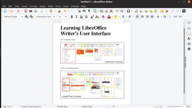 Libreoffice Software Microsot Office Alternatif Gratis untuk Linux dan Windows