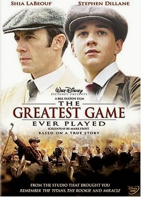 Watch The Greatest Game Ever Played (2005) Full Movie Online For Free English Stream