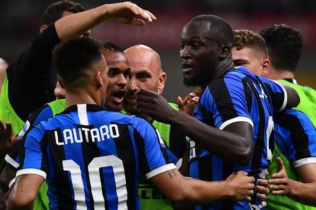 "Lukaku: ""Inter could be the team I needed"