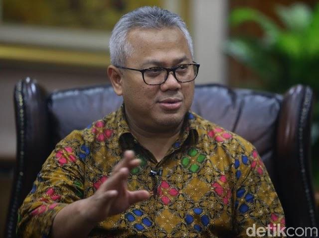 Pilkada 2020 Start September, KPU Minta UU Tak Direvisi Usai Tahapan Dimulai