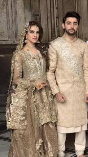 Singer Amanat Ali wedding images
