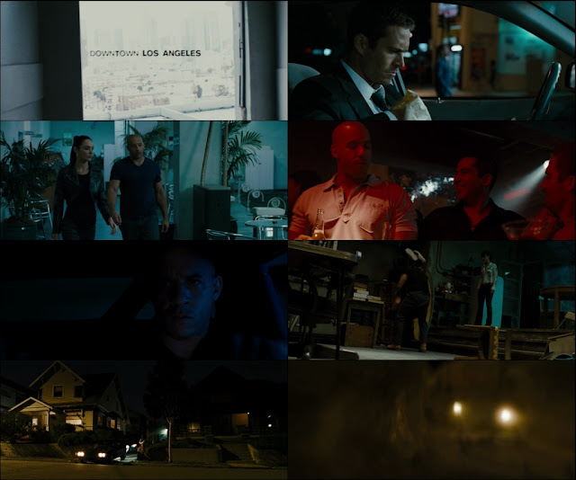 Fast & Furious 4 2009 Dual Audio 1080p BluRay