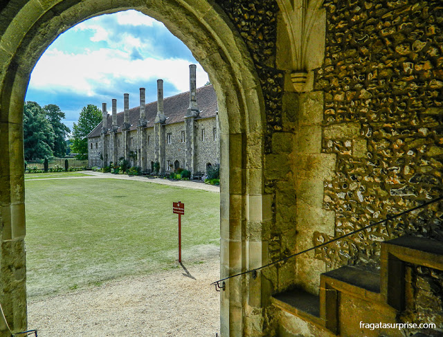 Hospital of Saint Cross, Winchester, Inglaterra