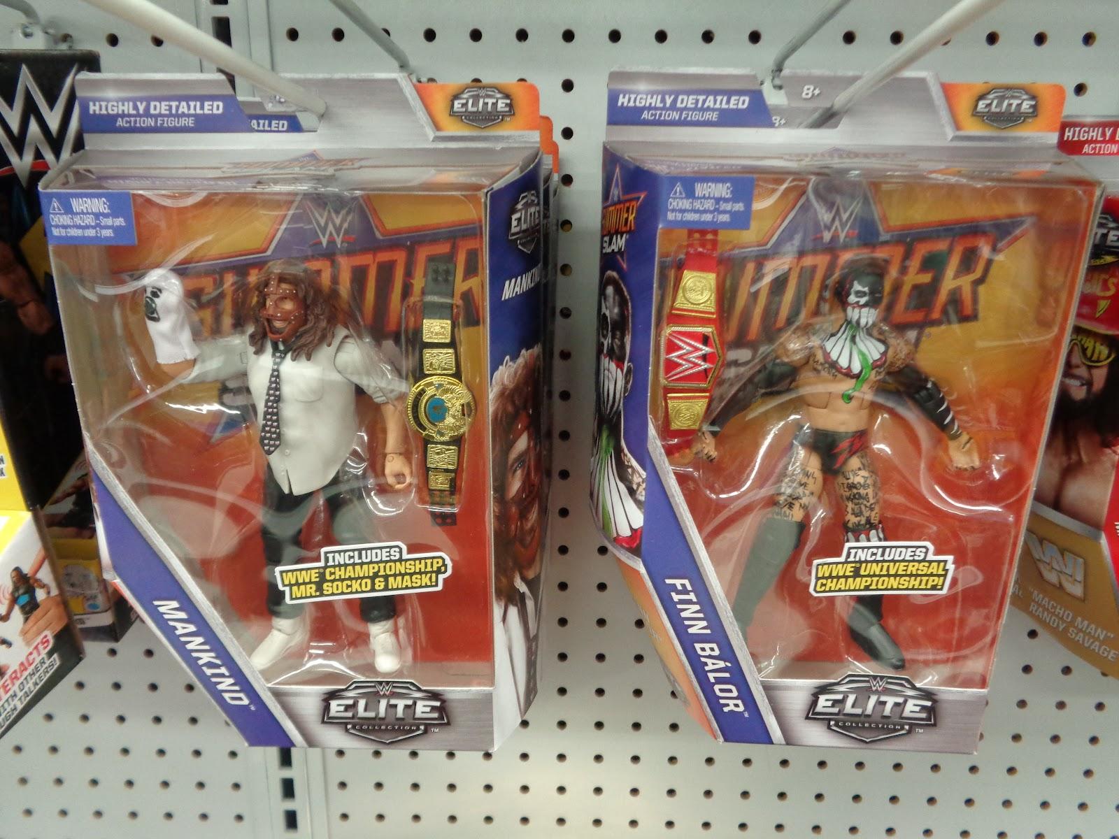 J And J Toys Wwe Summerslam Basics Elites Hit Retail