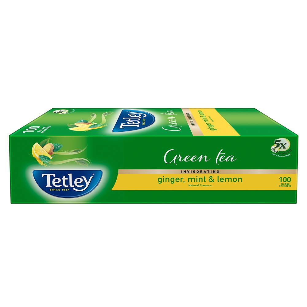 Tetley Green Tea online
