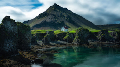 El paisaje islandés es una maravilla para cualquier instagrammer