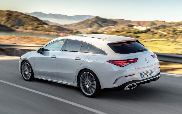 Mercedes-Benz CLA Shooting Brake 2020