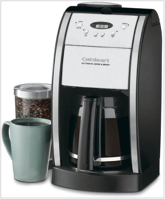Single Serve Coffee Maker Cuisinart.