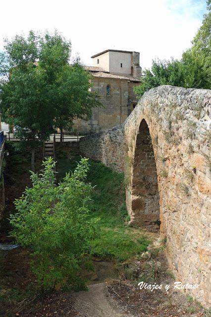 Puente medieval de Castil