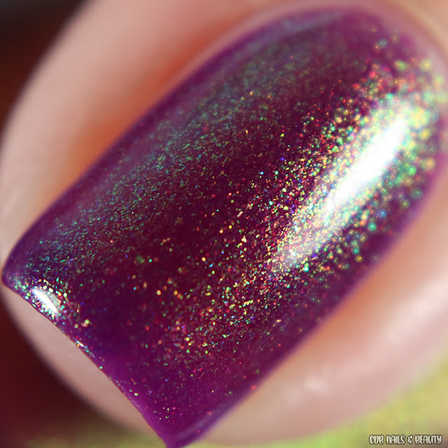 Lemming Lacquer-She Was A Rainbow