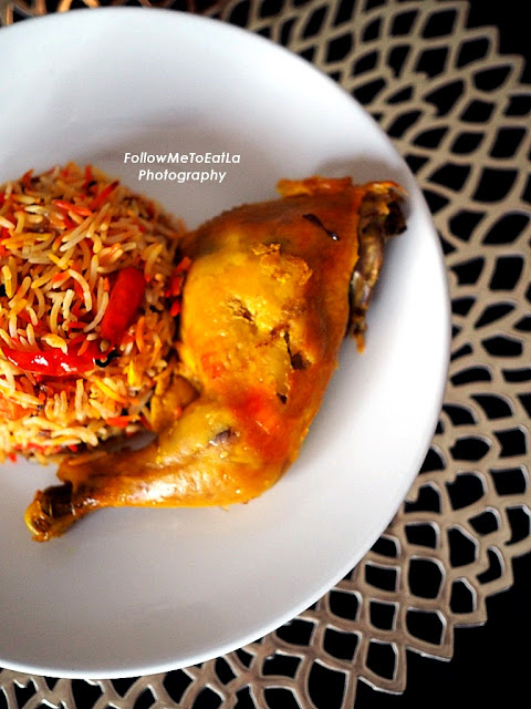 The Chicken Mandi Rice