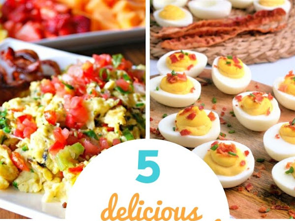5 Ways to Cook Eggs
