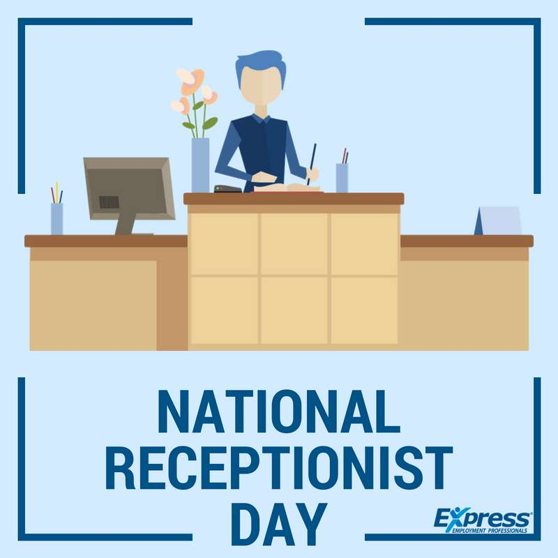 National Receptionists Day Wishes Photos
