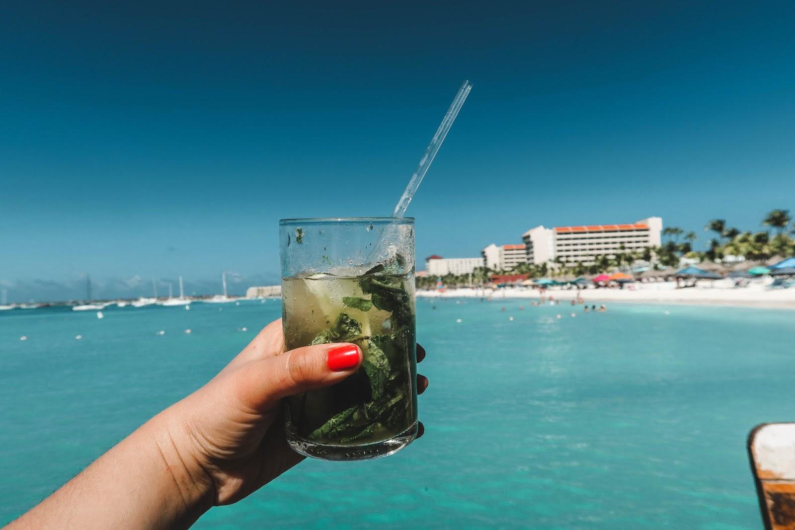 Bugaloe Beach Bar and Grill Aruba