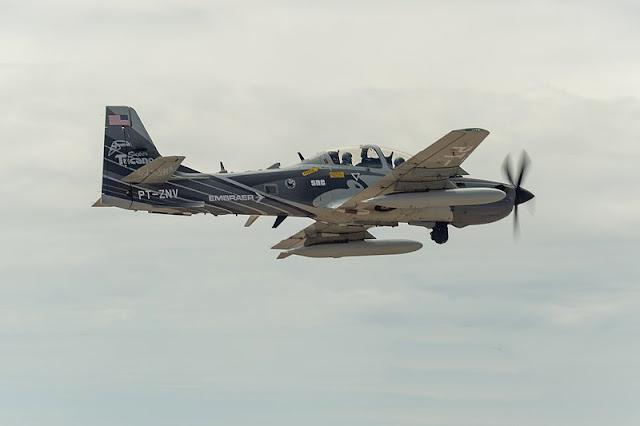 Embraer A-29 Super Tucano for Portugal?