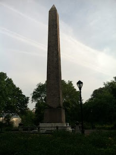 New York Cleopatra's Needle