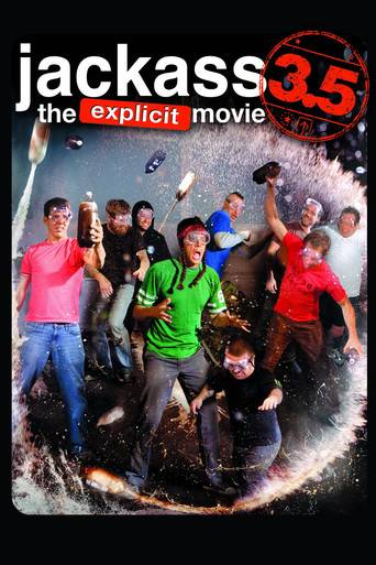 Jackass 3.5 (2011) ταινιες online seires oipeirates greek subs
