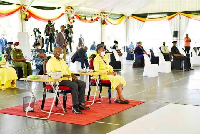 Ugandan President Museveni Is Cleared to Extend His 34-Year Rule