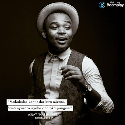 Download Mp3 Audio | Aslay - Kipenda Roho