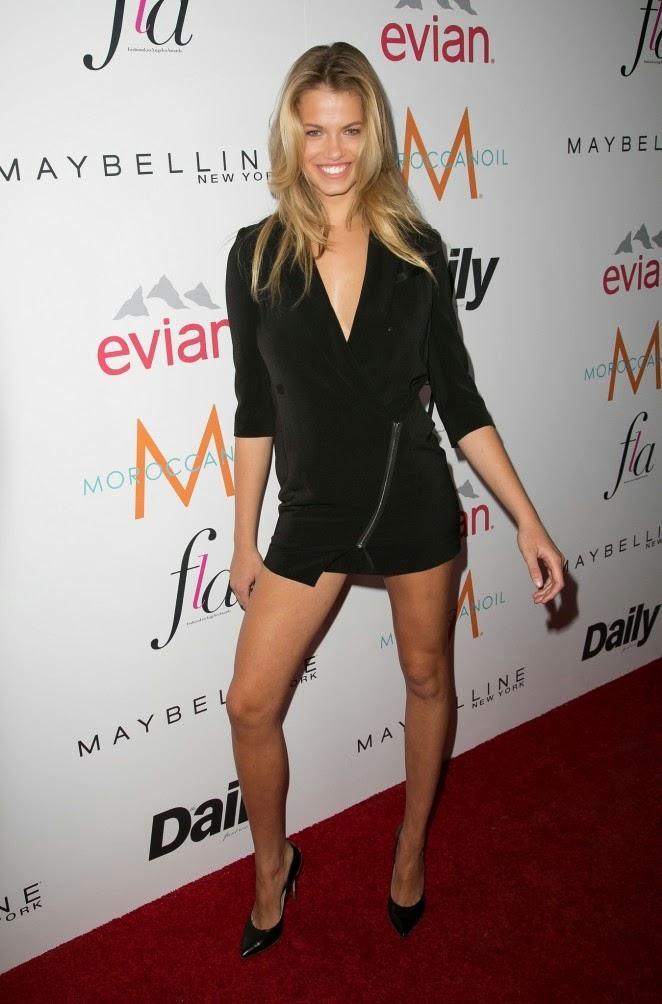 Hailey Clauson: The Daily Front Row Fashion LA Awards
