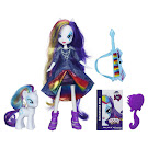 My Little Pony Equestria Girls Rainbow Rocks Doll & Pony Set Rarity Doll