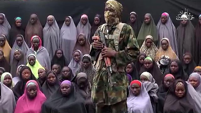 Terrorism : Missing schoolgirls declared 'national disaster' by president of Nigeria .