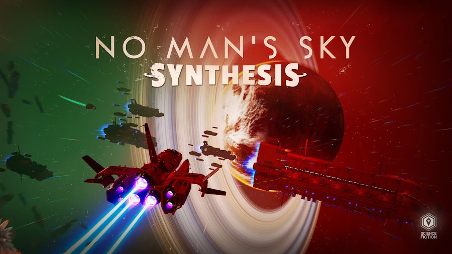 no mans sky synthesis expansion update hello games pc ps4 xb1