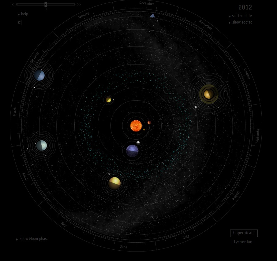 planets lining up in december - photo #23