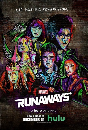 Fugitivos da Marvel - Runaways 2ª Temporada Legendada Séries Torrent Download capa