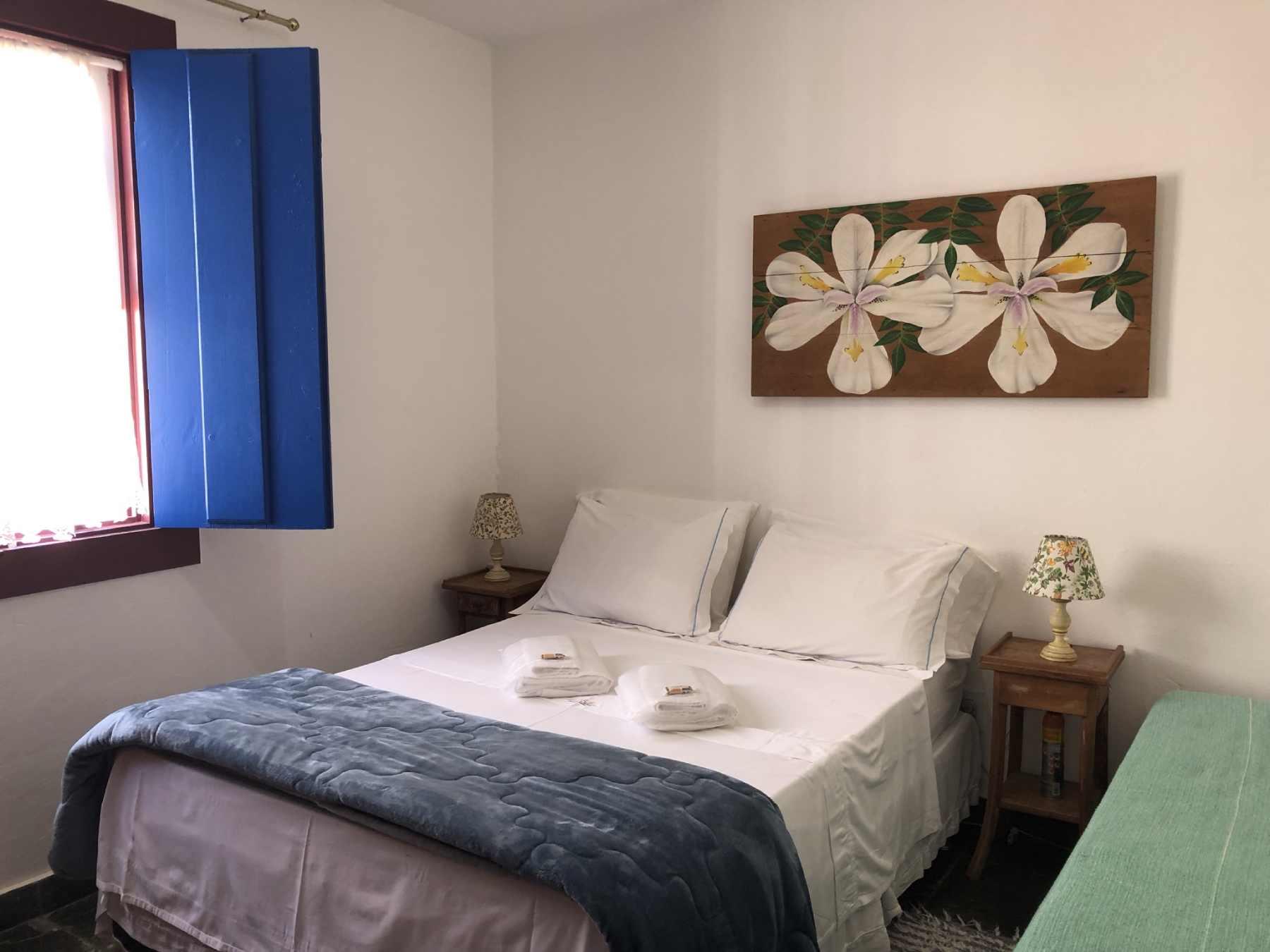 casa que alugamos em Tiradentes