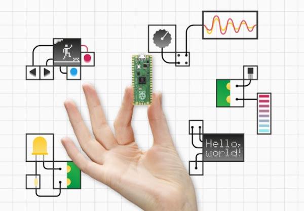 Raspberry Pi Pico: um microcontrolador ARM de 3€