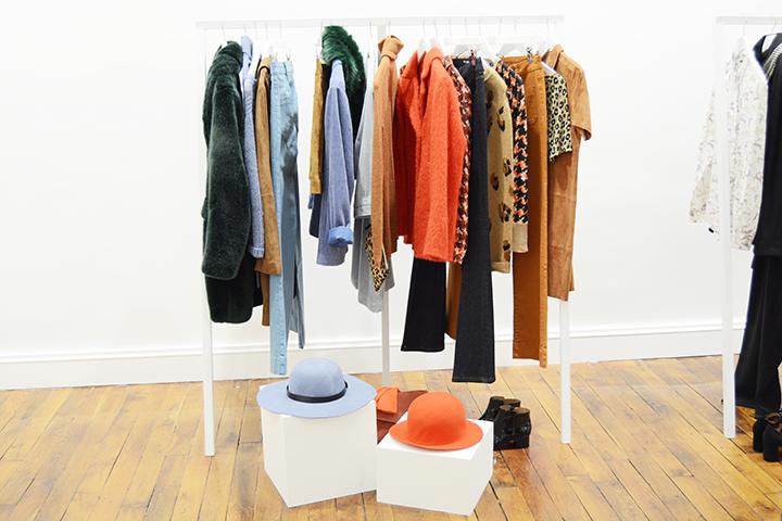 mode automne hiver Monoprix 2016