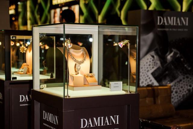 Damiani Gold Dubai