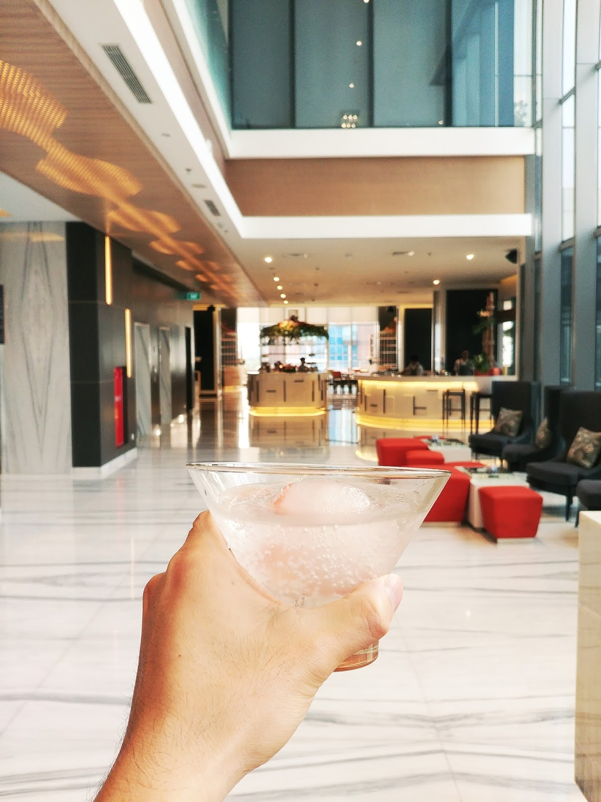 Jktdelicacy Com Staycation Experience At Suite Room Of Harris Vertu Hotel