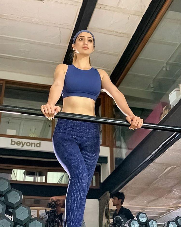 Yoga Time Raai Laxmi Hot Pic