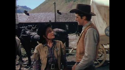 Anne Baxter - Boleto a Tomahawk