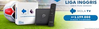 Nikmati Liga Inggris di Mola TV dengan Program Promo