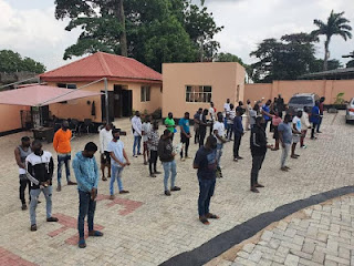 3 Corps members, 19 undergraduates, 10 others arrested for Internet Fraud