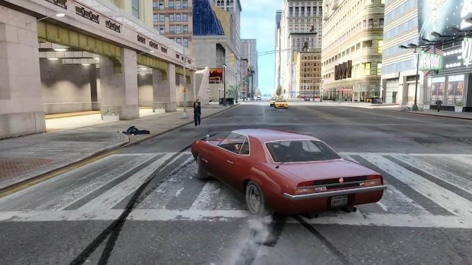 GTA IV High End Graphics MOD For PC - GTA 4 Realistic Graphics MOD for PC!