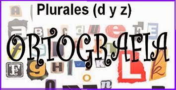 Resultado de imagen de palabras terminadas en z y d