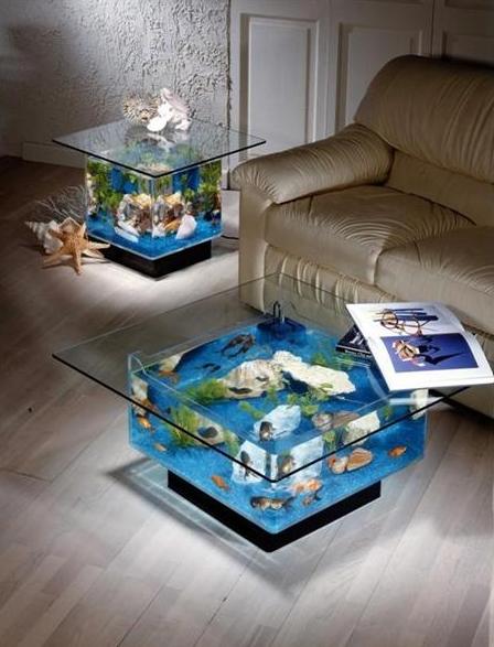 decora hogar peceras o acuarios para tu decoraci n. Black Bedroom Furniture Sets. Home Design Ideas