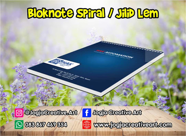 Paket Seminar Kit Murah Bloknote