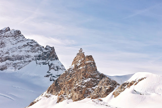 Jungfraujoch – Thụy Sĩ