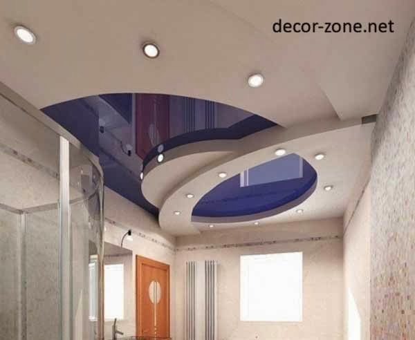 creative stretch ceiling designs for living room