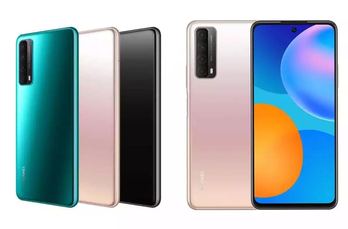 هواوي تعلن عن إطلاق هاتفها الأحدث Huawei Y7a