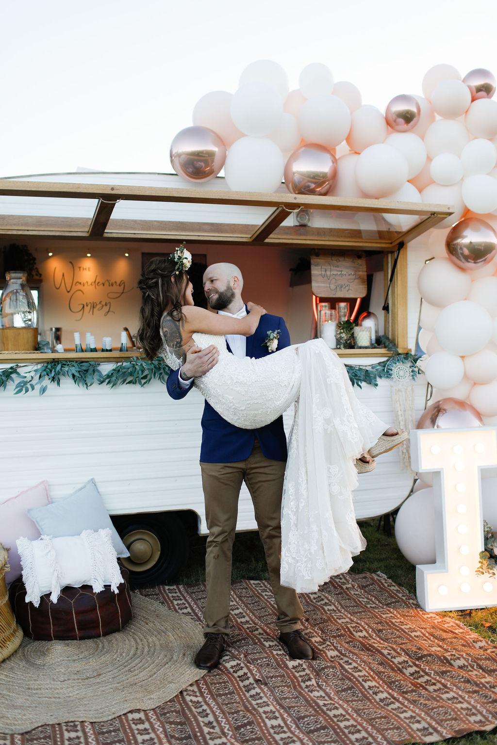 STYLED: I DO   MODERN BOHO WEDDING INSPIRATION NEWCASTLE NSW